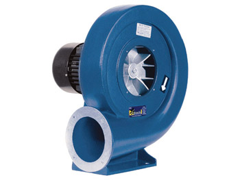 Ventilateurs centrifuges moyenne pression (turbines pales radiales)