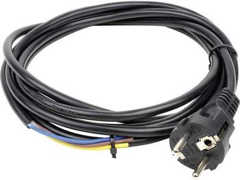 Câbles avec prise moulée - 3G x 1 Cat 10 Cable